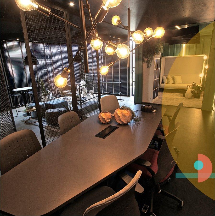 Somos visionários casacor Innova Mobiliário Corporativo e Coworking